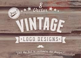 design a vintage logo free 8 free customizable vector vintage style logo designs