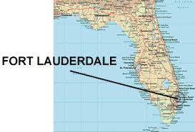 map of ft lauderdale fort lauderdale travel guide