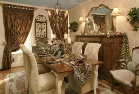 country dining room ideas home design 79 extraordinary dining room curtain ideass