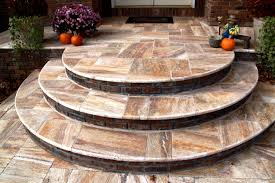 Cheapest Patio Pavers by Decor U0026 Tips Contemporary Outdoor Design With Travertine Pavers