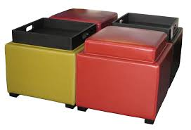 Storage Cubes Ottoman by Living Room Furniture Living Room Benches And Ottomans And