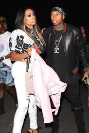 tyga shoots down rumors he u0027s with karlie redd ny daily news