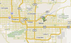mesa az map church of the redeemer mesa arizona directions