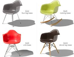 eames arm chair for herman miller the molded plastic chairs are a