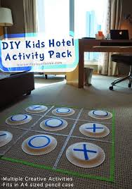 learn with play at home hotels activities and room