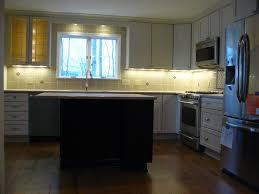 kitchen lighting contemporary kitchen with under cabinet lights