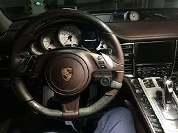 porsche steering wheel 970 panamera retrofit 971 steering wheel rennlist porsche