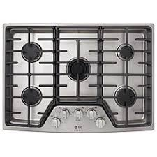 30 Gas Cooktop With Downdraft 30inch Downdraft Gas Cooktop Stainless Steel