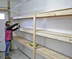 save thousands building diy garage storage overhead storage in