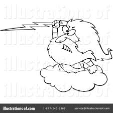 zeus clipart 1255373 illustration by toonaday