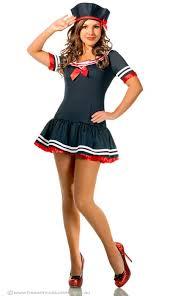 Navy Halloween Costumes Mate Women U0027s Sailor Costume Sailor Fancy Dress