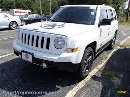 patriot jeep white 2014 jeep patriot freedom edition 4x4 in bright white 615930