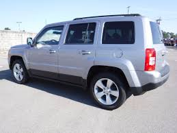 2015 used jeep patriot latitude 1 owner at landers ford serving
