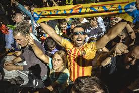geplantes referendum in katalonien experte warnt vor gewaltsamen