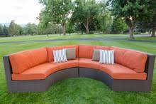 Rattan Curved Sofa Buy Curved Sofa Sectional And Get Free Shipping On Aliexpress