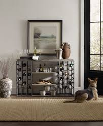 hooker furniture dining room studio 7h wine rack 5465 50002 mwd