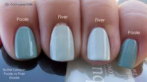 butter london poole vs fiver carinae l u0027etoile u0027s polish stash