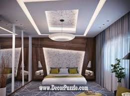 Idea Pop Design For Bedroom 14 Modern Pop False Ceiling Designs Gypsum Design For Bedroom