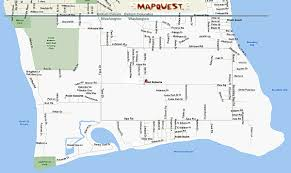 Map Mapquest Cafco Point Roberts Road Map