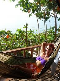 h ngematte auf balkon hängematte auf dem balkon hotel lucky resort phangan