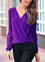 purple blouses purple blouses cheap price