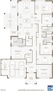 Lake Home Plans Narrow Lot Narrow Lot Single Storey Homes Perth Cottage Home Designs