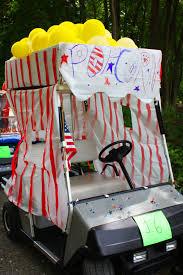 ocean city halloween parade 2015 little acorn learning golf cart parade homecoming golf cart