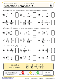 best ideas of ks3 year 7 maths worksheets in template