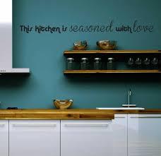 deco cuisine mur decoration murale cuisine murs on d interieur moderne deco 17 papier