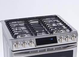 Samsung Cooktops Electric Best Gas Ranges From Consumer Reports U0027 Tests Consumer Reports