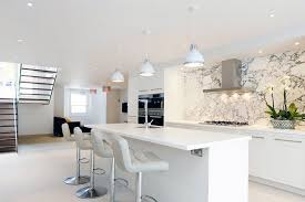 white kitchen design ideas all white kitchen designs black and ideas decor gray backsplash