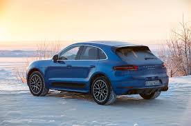 porsche turbo macan 2016 porsche macan turbo performance package review review autocar
