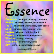 accessing essence flowing with changeflowing with change