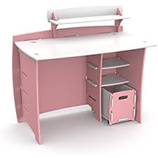 White Kid Desk Legaré Furniture Princess Series Collection No
