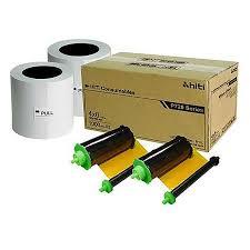 hiti 4x6 media for p720l photo printer 1000 sheets roll 2 rolls