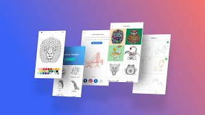 colorme coloring book free android apps on google play