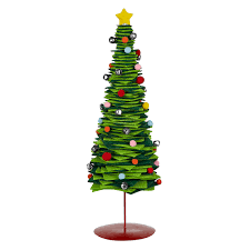buy john lewis felt bell tree multi from our all decorations