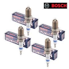 nissan altima 2015 spark plugs new bosch 4512 platinum ir iridium fusion spark plug set of 4