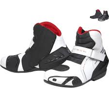 black moto boots short black circuit motorcycle boots boots ghostbikes com