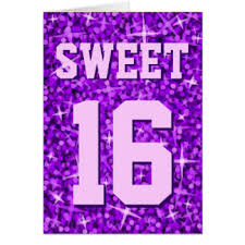 happy sweet 16 birthday cards u0026 invitations zazzle com au