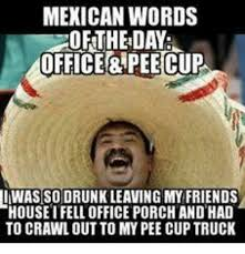 Spanish Word Of The Day Meme - 25 best memes about mexican word of the day bishop mexican
