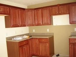 red cherry wood kitchen cabinets excellent kitchen outdoor