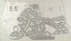 Portland State University Map by The Flood At Vanport
