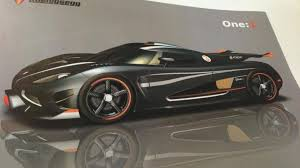 koenigsegg tron koenigsegg one 1 revealed in design drawings