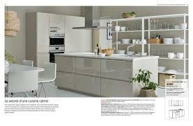 cuisine ikea gris brillant cuisine ikea coup d oeil sur le nouveau catalogue 2017 côté