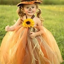 Preemie Halloween Costume Aliexpress Buy Halloween Costume Kids Orange Sunflower