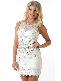 white cocktail dresses dress images