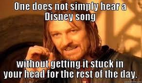 disney songs quickmeme