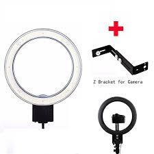 ring light for video camera nanguang cn r640 led video camera light 640 led continuous macro