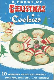 a feast of christmas cookies tested recipe institute 1960